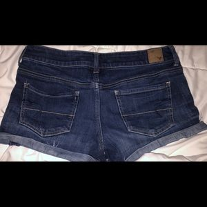 American Eagle Outfitters Classic Jean Shorts